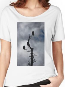 Harrison Mills Eagles Women's Relaxed Fit T-Shirt