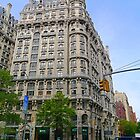 Ansonia Building, New York, USA by Margaret  Hyde