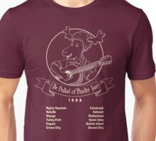 Ballad of Baxter Tour '98 - Light Unisex T-Shirt