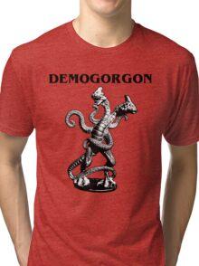 Stranger Things Demogorgon Stylised Tri-blend T-Shirt