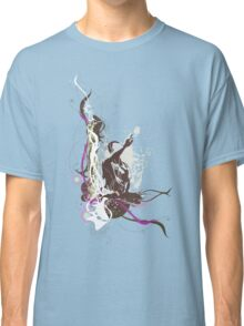 music abstract Classic T-Shirt