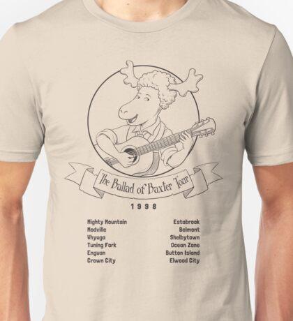 Ballad of Baxter Tour '98 - Dark Unisex T-Shirt