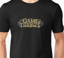 League of Legends: Game of throws Unisex T-Shirt