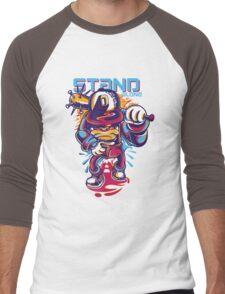 stan alone Men's Baseball ¾ T-Shirt