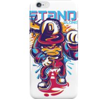 stan alone iPhone Case/Skin