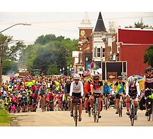 RAGBRAI Photographic Print