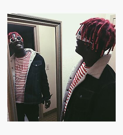 LIL YACHTY | MIRROR Photographic Print