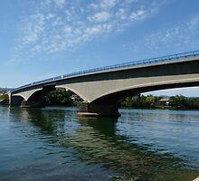SOME KINDA BRIDGE! by Marilyn Grimble