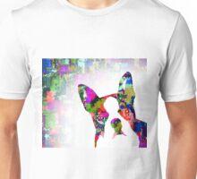 Dog 135 Boston Terrier Unisex T-Shirt