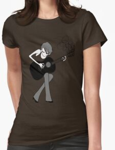 The Girl and the Guitar  T-Shirt