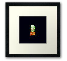 HYPNOTIC MURDER Framed Print