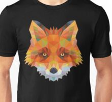Polygonal Fox Unisex T-Shirt