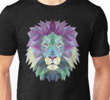 Polygonal Lion Head Unisex T-Shirt