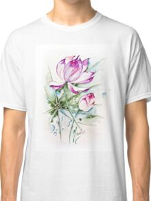 """""""Between Us"""" from the series """"In the Lotus Land"""" Classic T-Shirt"""