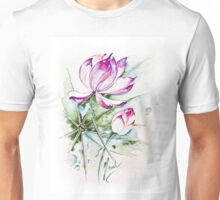 """Between Us"" from the series ""In the Lotus Land"" Unisex T-Shirt"