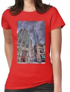 Hornby and Georgia Womens Fitted T-Shirt