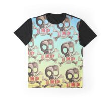 All Time Low Background Graphic T-Shirt