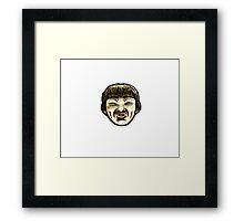 Great Teacher Onizuka Face  Framed Print