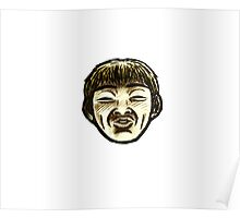 Great Teacher Onizuka Face  Poster