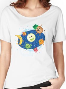 INTERSTELLAR FRUIT PARTY Women's Relaxed Fit T-Shirt