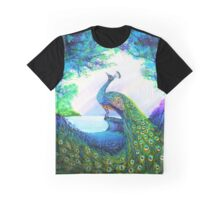 A Majestic Morning Graphic T-Shirt