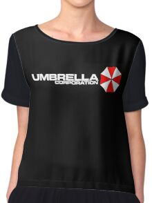Umbrella Chiffon Top