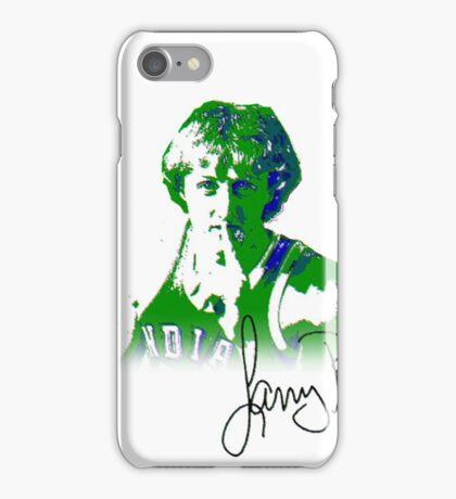 Larry the Bird design iPhone Case/Skin