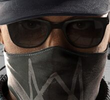Watch Dogs Marcus Sticker