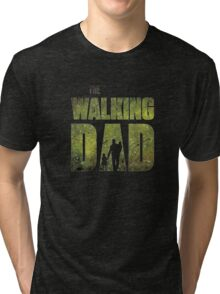 The Walking Dad Tri-blend T-Shirt
