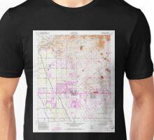 USGS TOPO Map Arizona AZ Buckhorn 310629 1956 24000 Unisex T-Shirt