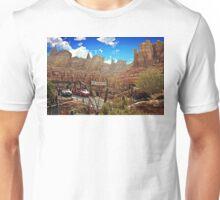Radiator Springs Unisex T-Shirt