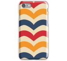 retro waves iPhone Case/Skin