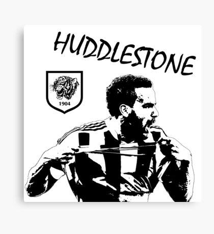 Tom Huddlestone - Hull City AFC Canvas Print
