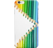 Pencil Zip iPhone Case/Skin