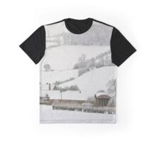 Blanketed in snow Graphic T-Shirt