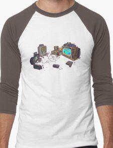 Gamers Gonna Game Men's Baseball ¾ T-Shirt