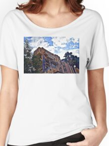 Tower Of Terror At California Adventure Women's Relaxed Fit T-Shirt