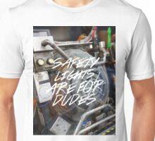 Safety Lights Unisex T-Shirt