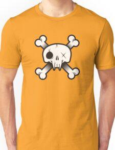 Modern Pirate Skull T-Shirt