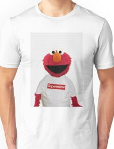 ELMO SUPERMEME Unisex T-Shirt