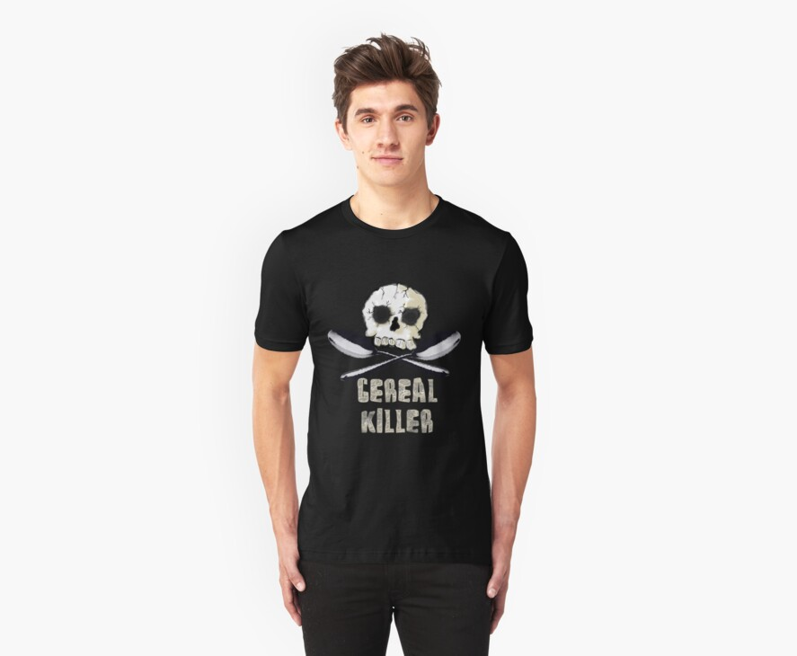 Cereal Killer by mdkgraphics