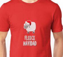 Fleece Navidad Unisex T-Shirt