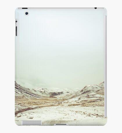 Winter Valley iPad Case/Skin