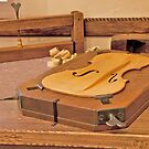 Violin Form by phil decocco