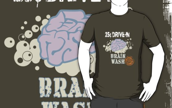 Brain Wash by mdkgraphics