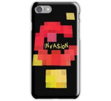 Space Invaders vs Tetris iPhone Case/Skin