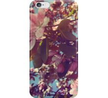 Blossom Blue iPhone Case/Skin