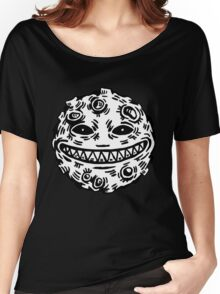 Evil Moon Women's Relaxed Fit T-Shirt