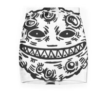 Evil Moon Mini Skirt
