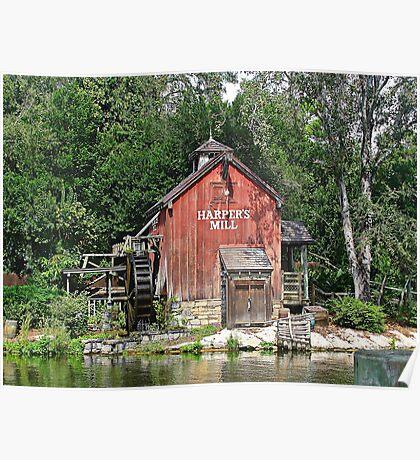 Harper's Mill Poster